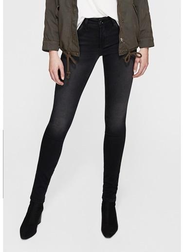 Mavi Jean Pantolon | Adriana - Super Skinny Siyah